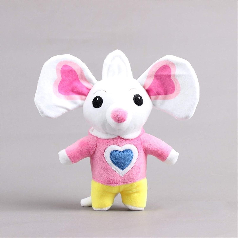 JUNMAIDZ Plush Toys 22 cm Cute Japan Maker New Stu Cartoon Max 54% OFF Soft Mouse