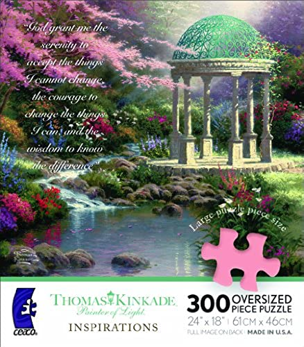 Ceaco Thomas Kinkade Inspirations-Pools Of Serenity by Ceaco