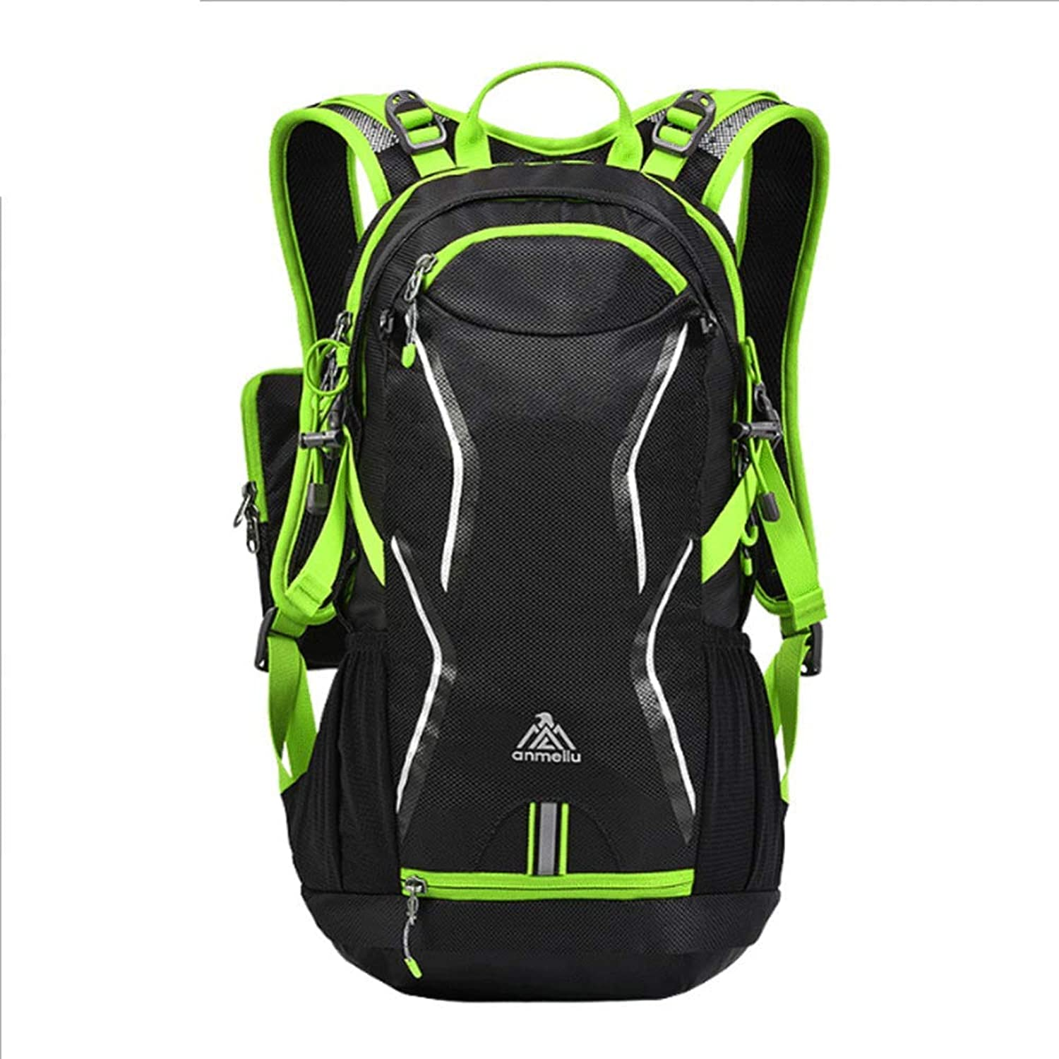 39716252cdc9 OFZYG Outdoor Backpack Backpack Men and Women Hiking Hiking Backpack ...