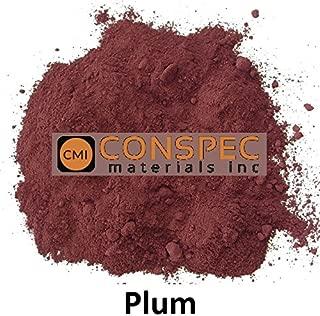 Conspec 5 Lbs. PLUM Powdered Color for Concrete, Cement, Mortar, Grout, Plaster, Colorant, Pigment