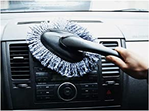 Multi-functional Car Duster Cleaning Dirt Dust Clean Brush Dusting Tool Mop Gray car cleaning products Brand New