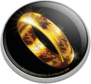 GRAPHICS & MORE Lord of The Rings The One Ring Golfing Premium Metal Golf Ball Marker