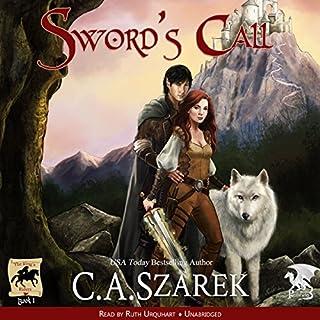 Sword's Call audiobook cover art