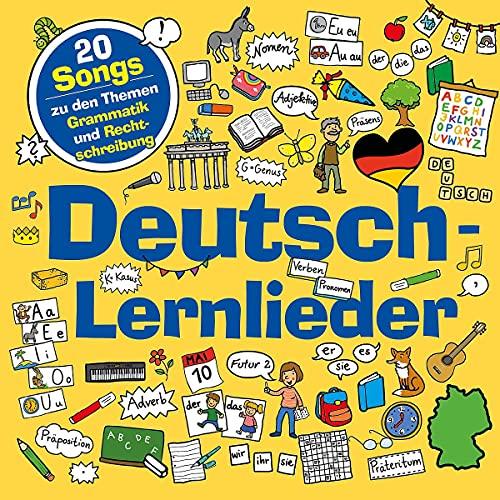 Deutsch-Lernlieder (mit Marie Wegener)