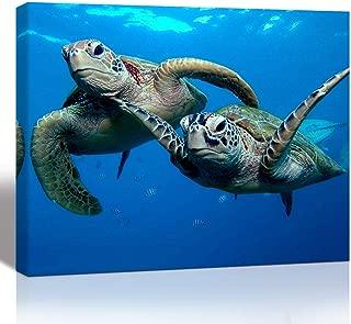 Best sea turtle wood art Reviews