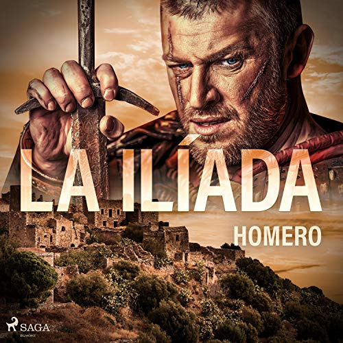 La Ilíada Audiobook By Homero cover art