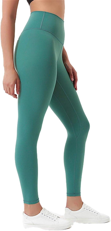 gift Women's Naked Feeling Yoga Pants Tight for High Max 71% OFF Leggings W Waist