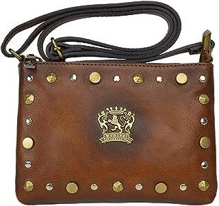 Pratesi Montebonello Crossbody Bag - B456/20T Bruce (Brown)