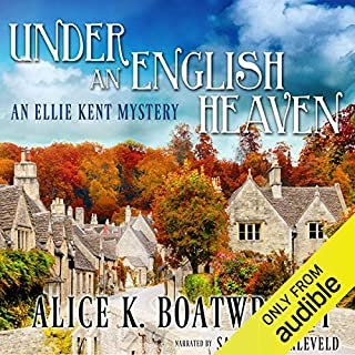Under an English Heaven audiobook cover art