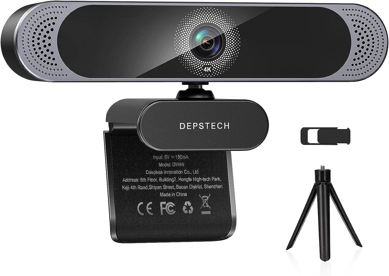 DEPSTECH 4K Webcam