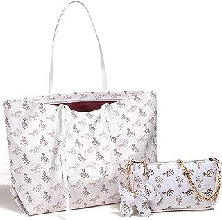 حقائب يد للنساء حقائب الكتف حمل حقيبة هوبو 2 قطعة محفظة مجموعة
