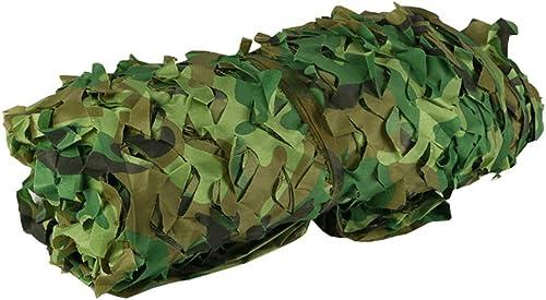 CampingBache de Prougeection Camo Filet extérieur Jungle écran Solaire Camping Photographie Parasol Filet de Camouflage,5  6m