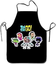 Teen Titans Go Baking Kitchen Bib Aprons