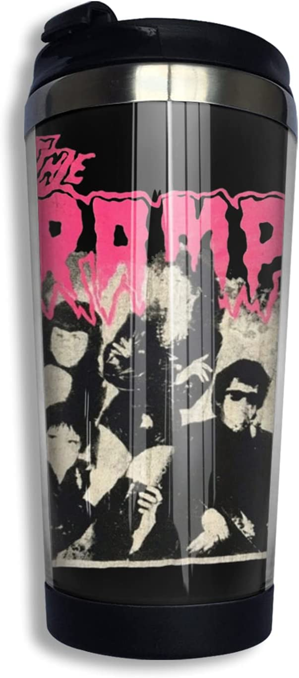 The Cramps Rare Insulated Tumblers Coffee Travel Mail order With For Cup Mug Lid