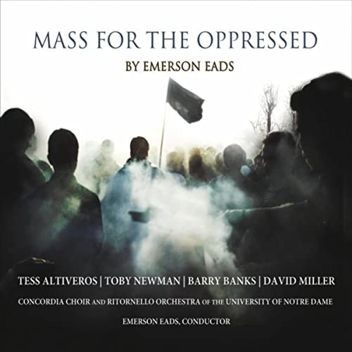 Mass for the Oppressed