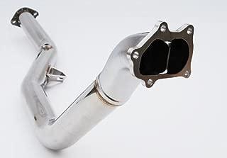 Invidia HS08SW1DPN Divorced Wastegate Down Pipe for Subaru WRX STI/Legacy