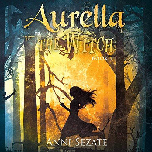 Aurella the Witch audiobook cover art