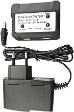 FairOnly 7.4V Batteria al Litio Caricatore per Hub-san X4 H502E H502S H501S Sy-ma X8 X8C X8G X8HG X8HW X8HC M-JX X101 V913 X6 Elicottero Caricatore US plug-Adapter cable