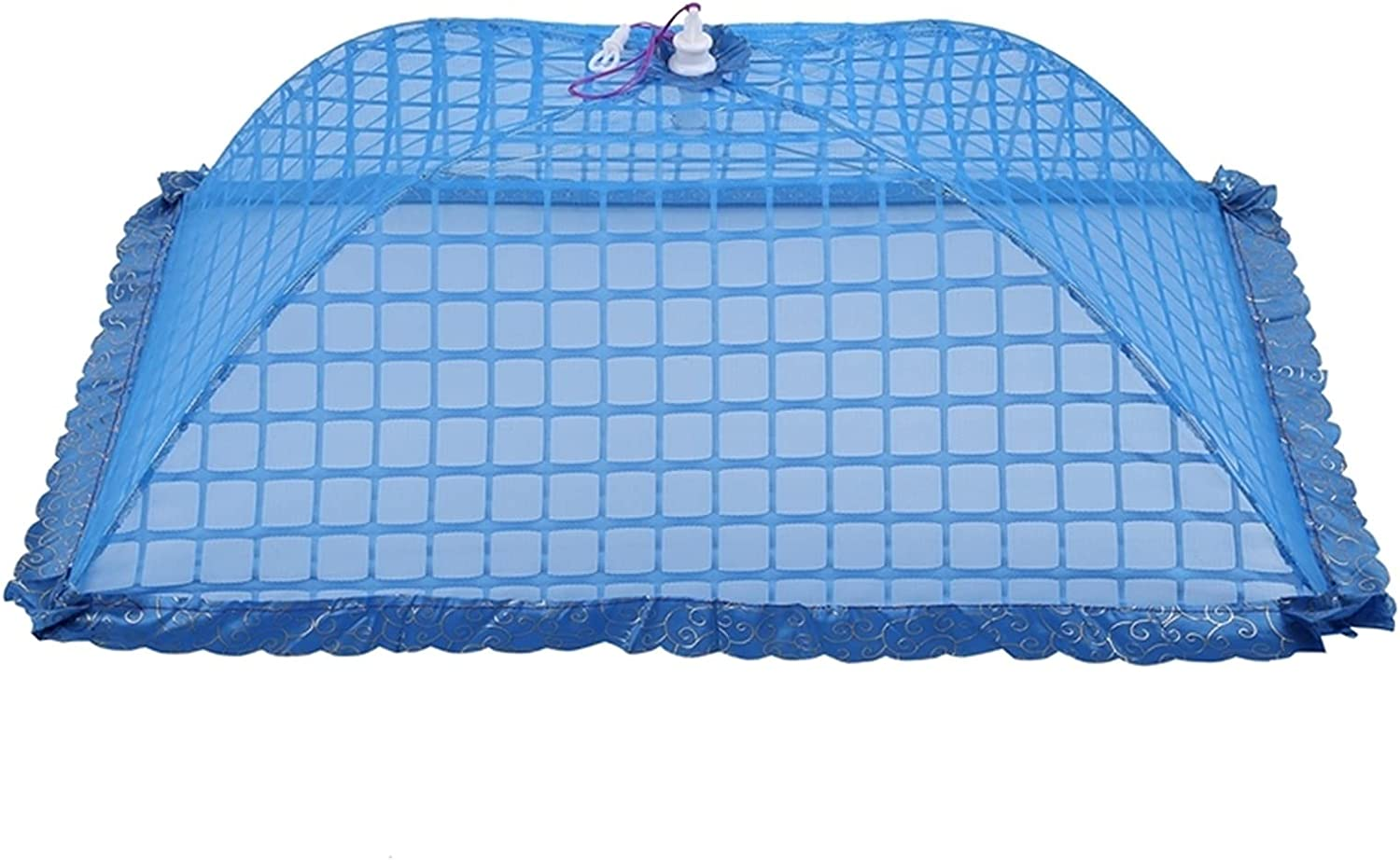 Max 67% OFF Plate Serving Covers Square Mesh Umbrella Net gift Screen Food Cover
