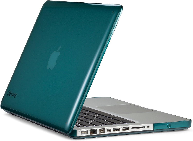 Speck SeeThru borsa per notelibro 33 cm (13 ) Cover a guscio verde, Traslucido