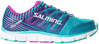 Salming Womens Miles Low Top Lace Up Running Sneaker