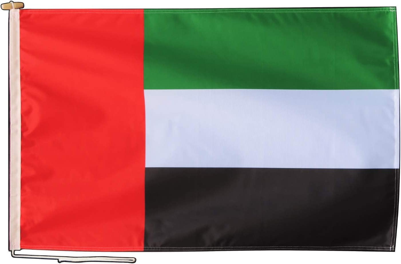 1000 Flags Limited United Arab Emirates and Flag with Milwaukee Mall T UAE trust Rope