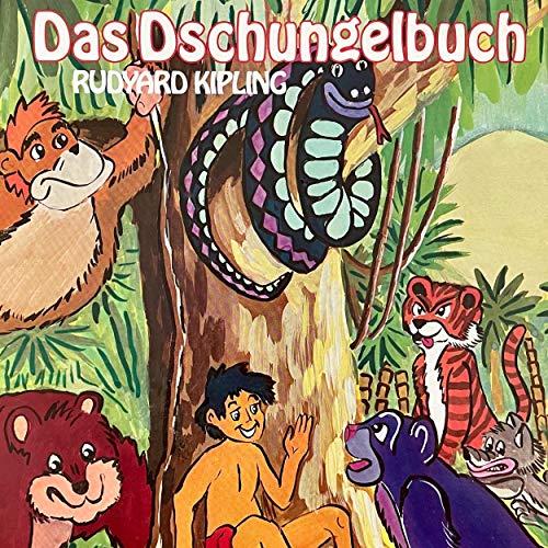 Das Dschungelbuch cover art
