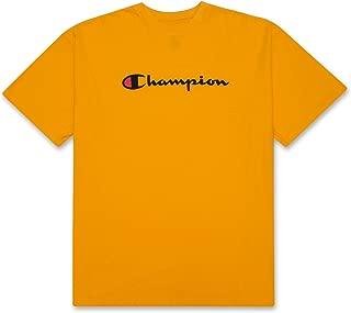 Big and Tall Mens T Shirts Classic Comfort Jersey Logo T Shirt