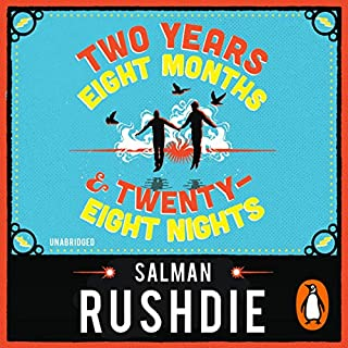 Two Years Eight Months and Twenty-Eight Nights cover art