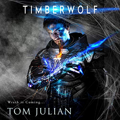 Couverture de Timberwolf