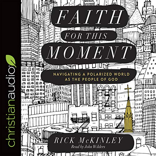 Faith for This Moment audiobook cover art