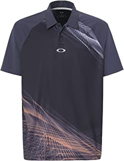 Oakley Men' Aero Motion Graphic Polo