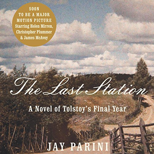 The Last Station audiobook cover art