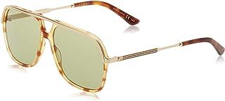 Gucci Unisex Sunglasses Square