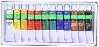 Set de pigmentos de Pintura acrílica, Herramienta de Materi