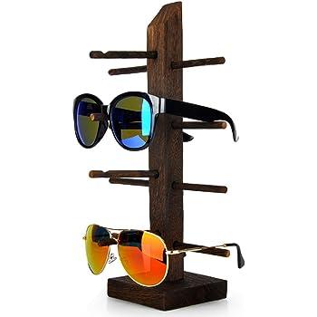 5 Layers Glasses Eyeglasses Sunglasses Show Stand Holder Frame Display Rack Q