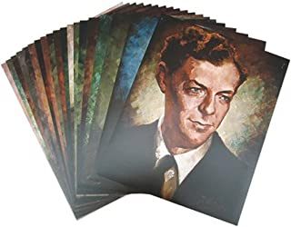 Portraits of Great Composers: Set 2 (Modern Composers), 20 Posters & Booklet