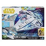 Star Wars - Faucon Millenium Géant Han Solo Figurine, E0320EU5