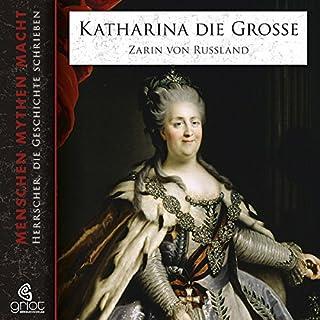 Katharina die Große - Zarin von Russland Titelbild