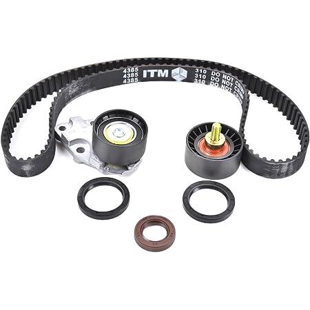 ITM Engine Components ITM262 Timing Belt Kit for 1990-1993 Volkswagen 2.0L L4 9A//ABA//AEG
