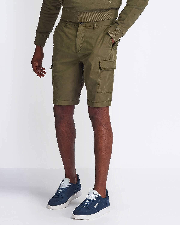 Lyle & Scott pour des Hommes Shorts Cargo, Vert Vert