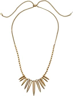 Lucky Brand - Sun Ray Necklace