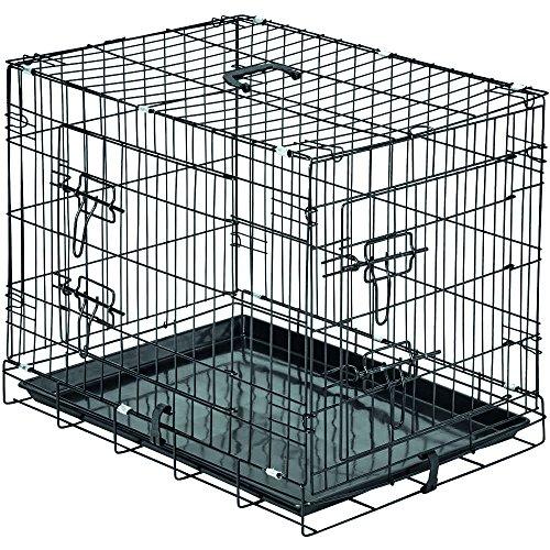 Trasportín Jaula Plegable para Perros Artero Black. 5 Medidas Disponibles. 8 Paneles...