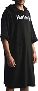 Hurley M One&Only Poncho Toallas, Hombre