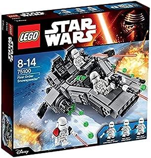 Lego 75100 [Star Wars First Order Snow Speeder]
