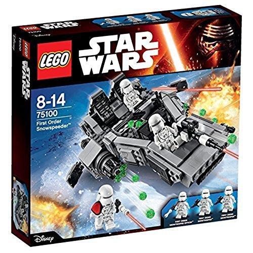 LEGO Star Wars - Snowspeeder, multicolor (75100) , Modelos/colores Surtidos, 1 Unidad