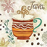 The Poster Corp Rebecca Lyon – Colorful Coffee II