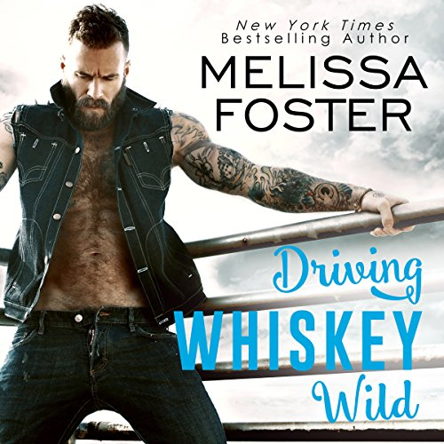 Driving Whiskey Wild audiobook cover art