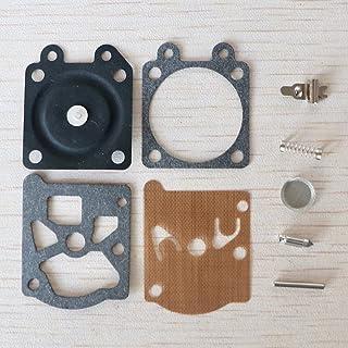 WHHHuan Kit de réparation de carburateur 10Sets Walbro pour STIHL MS180 MS170 MS 180 MS 170 017 018 Pièces de Rechange à l...