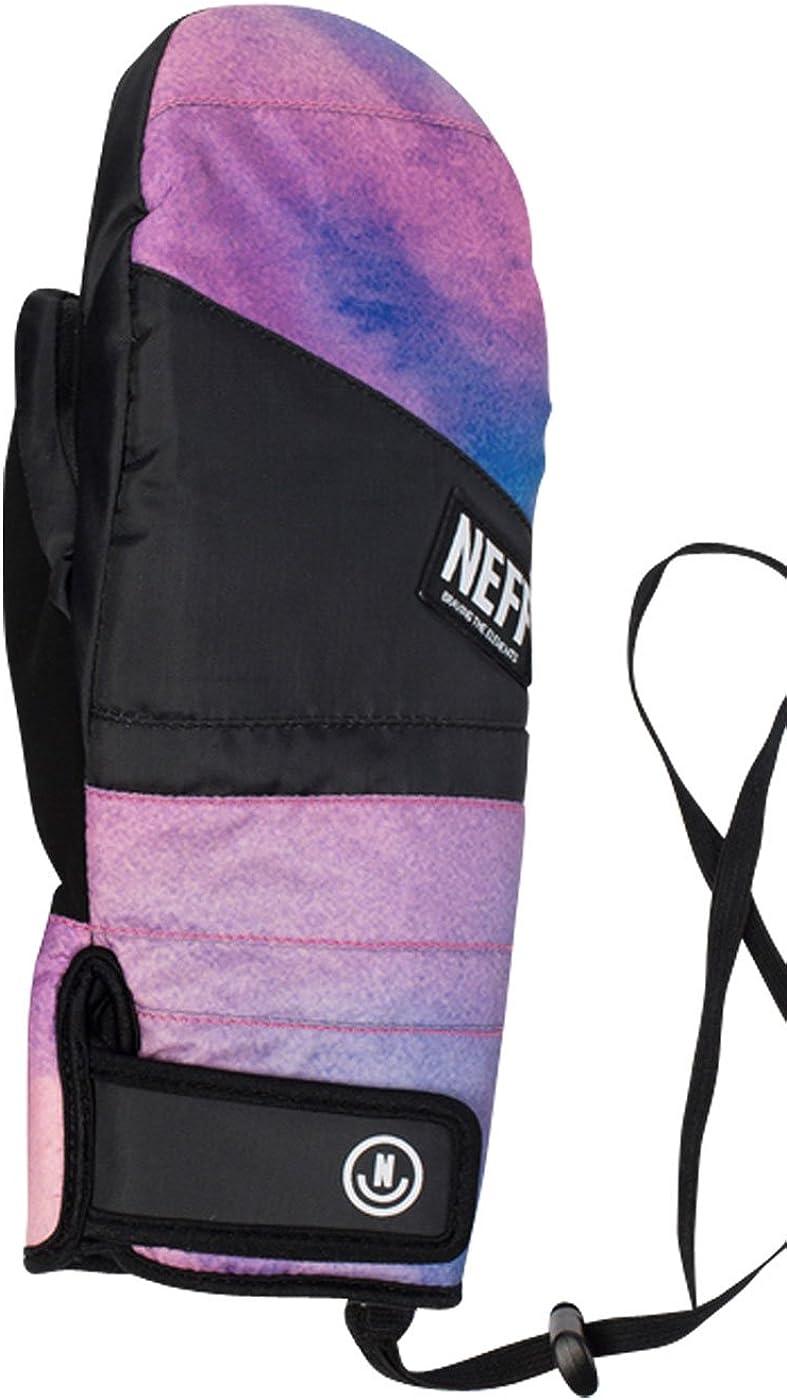 neff Women's Digger Mittens-Waterproof Snowboard Gloves